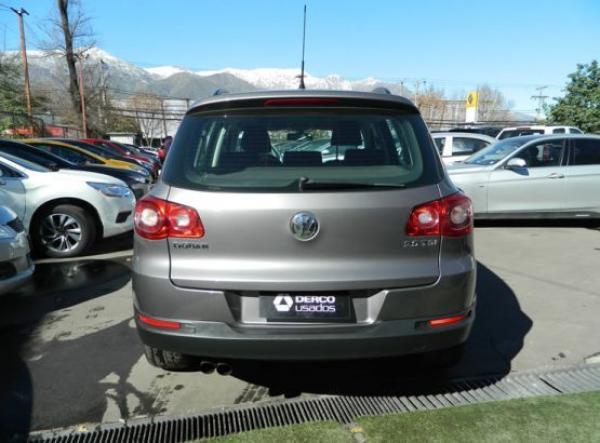 Volkswagen Tiguan TSI año 2010