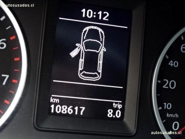 Volkswagen Tiguan MT año 2011