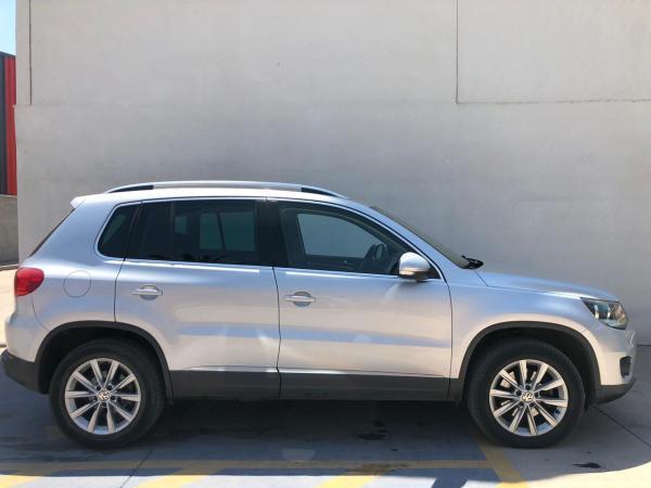 Volkswagen Tiguan 2.0 4MOTION año 2012