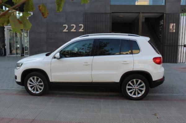 Volkswagen Tiguan SPORT STYLE TDI 4 año 2014