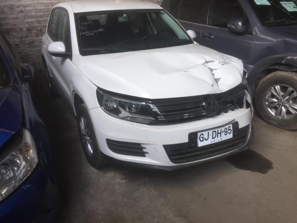 Volkswagen Tiguan  año 2014