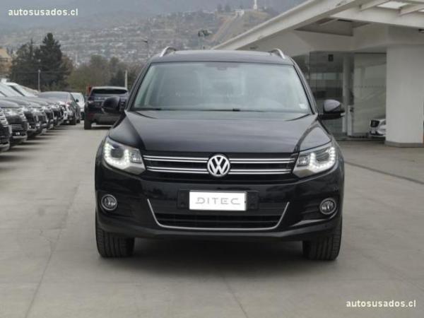 Volkswagen Tiguan 2.0 TFSI PREMIUM año 2014