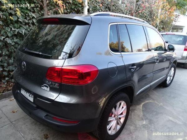 Volkswagen Tiguan SPORT TSI 4X4 2.0 AT año 2014