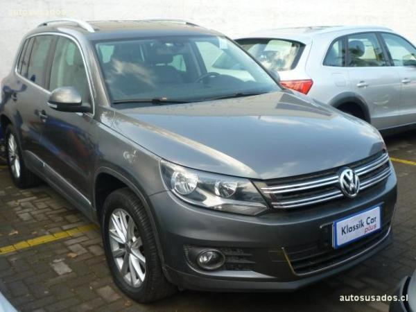 Volkswagen Tiguan TIGUAN AT 2.0 TDI 4MOTION año 2014