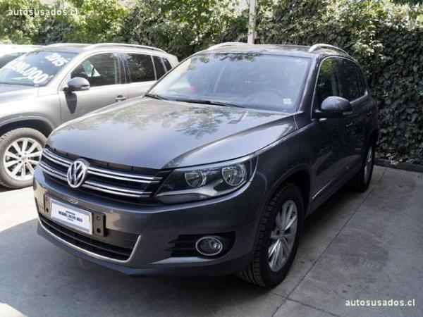 Volkswagen Tiguan SPORT 4X4 TSI 2.0 AT año 2014