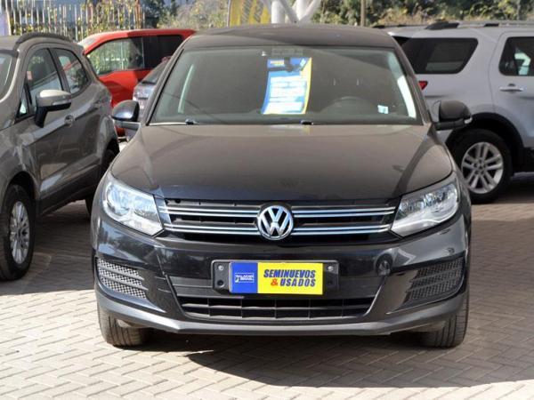 Volkswagen Tiguan Tiguan Trend Fun Tsi 1.4 año 2014