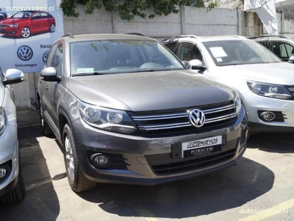 Volkswagen Tiguan 2.0 TSI 4WD TRENDLINE FUN año 2014