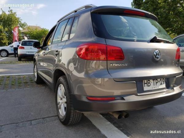 Volkswagen Tiguan TREND año 2015