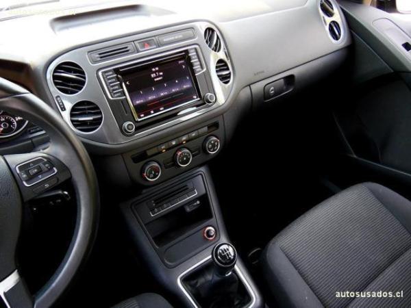 Volkswagen Tiguan Trend Fun TSI 1.4 año 2016