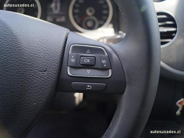 Volkswagen Tiguan TREND FUN TSI 1.4 MT año 2017