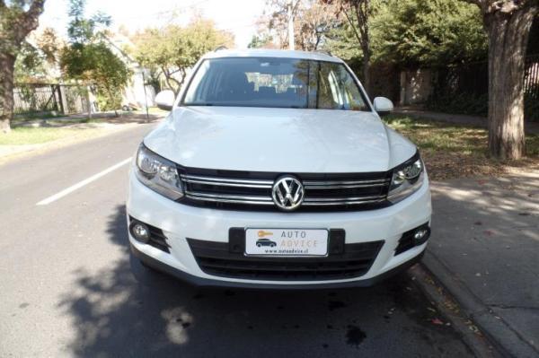 Volkswagen Tiguan TREND TSI año 2017