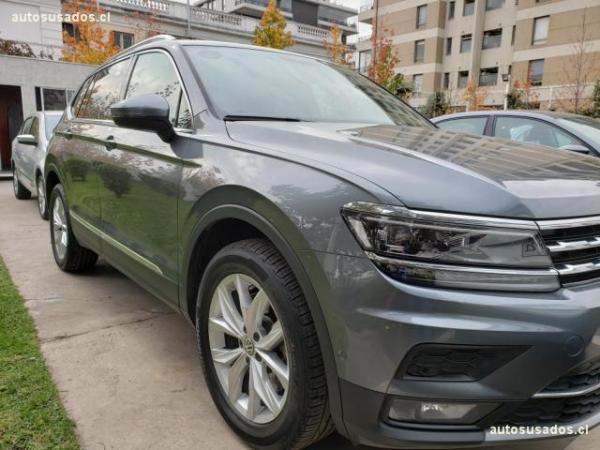 Volkswagen Tiguan LIMITED 2.0 TSI 4MOTION año 2018