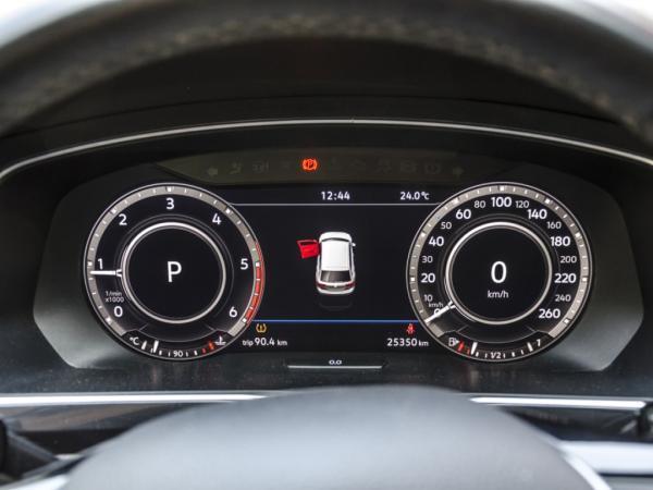 Volkswagen Tiguan 2.0 TDI año 2018