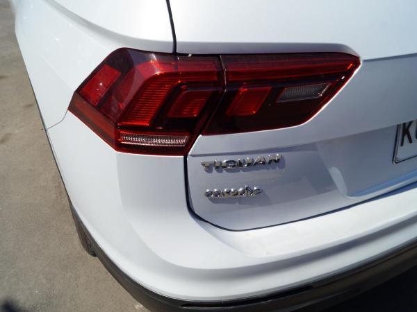 Volkswagen Tiguan TSI año 2018