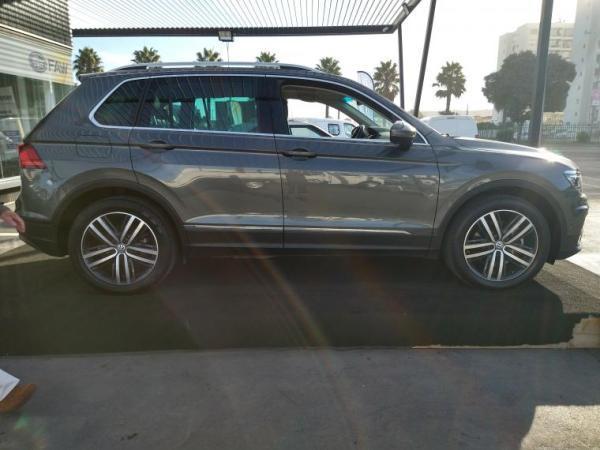Volkswagen Tiguan SPORT año 2019