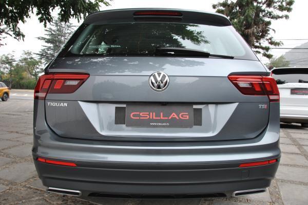 Volkswagen Tiguan TSI 1.4 TURBO DSG año 2020