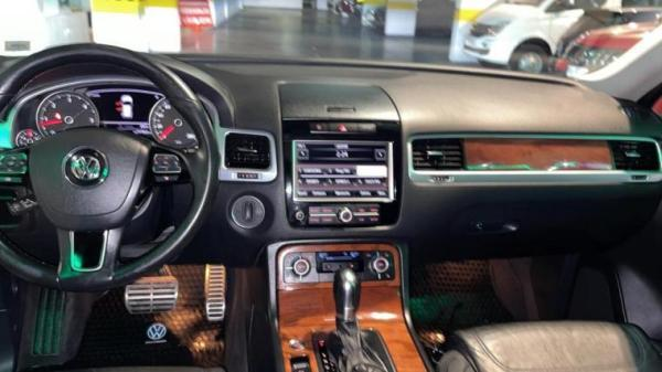 Volkswagen Touareg 4.2 V8 TDI LIMITED año 2011