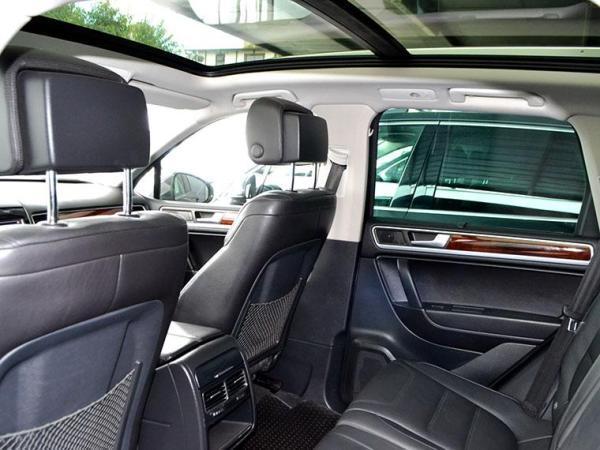 Volkswagen Touareg  año 2012