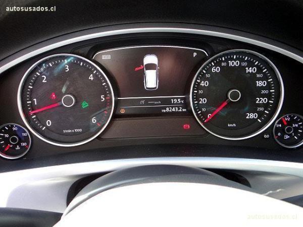 Volkswagen Touareg 4.2 año 2013