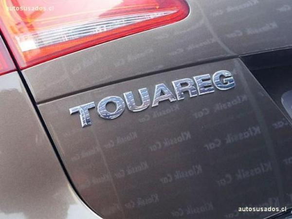 Volkswagen Touareg 3.0 TDI año 2014