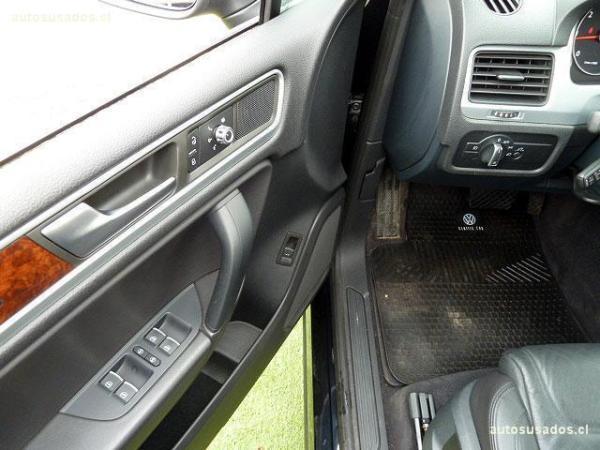 Volkswagen Touareg 3.0 TURBO año 2015