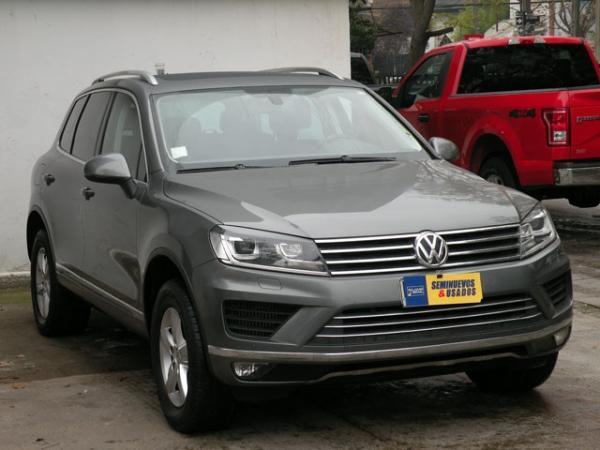 Volkswagen Touareg TOUAREG TDI 4WD 3.0 año 2015