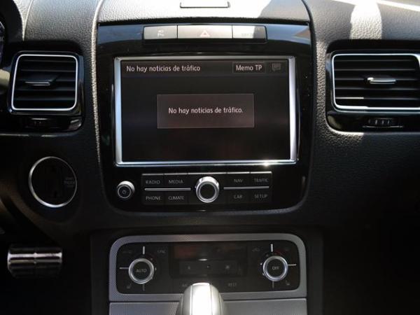 Volkswagen Touareg V8 TDI año 2015