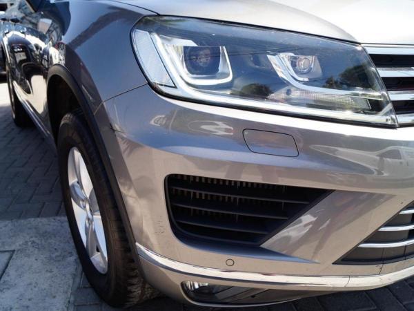 Volkswagen Touareg TDI 4X4 3,0 año 2017