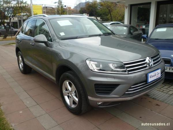 Volkswagen Touareg 3.0 4*4 año 2018