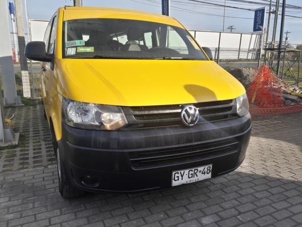 Volkswagen Transporter TRANSPORTER KOMBI 2.0 año 2015