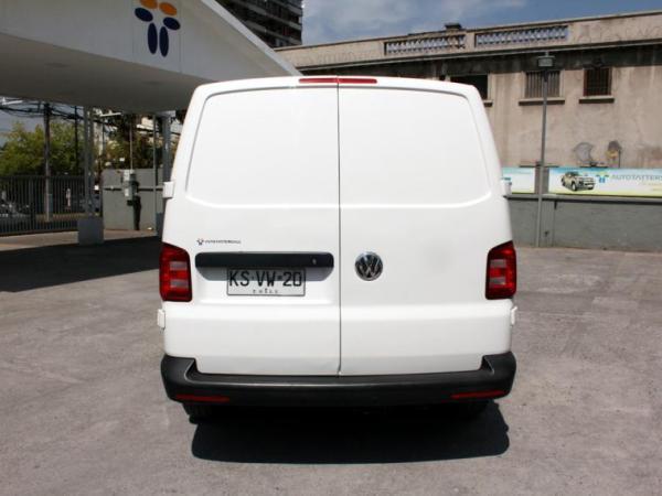 Volkswagen Transporter 2.0 4X2 año 2019