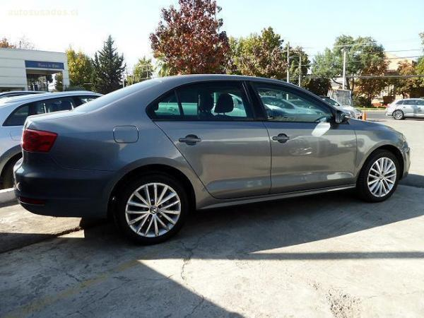 Volkswagen Vento CONFORLINE año 2014