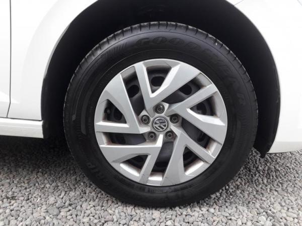 Volkswagen Virtus Trendline 1.6 año 2018