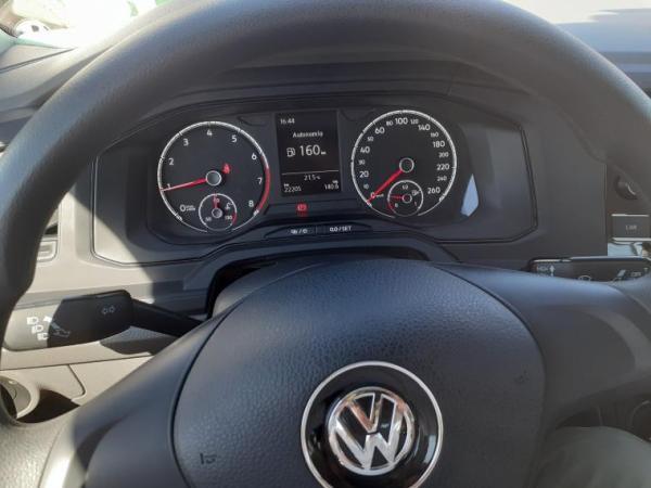 Volkswagen Virtus TRENDLINE año 2019