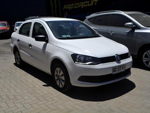 Volkswagen Voyage Voyage Power 1.6 año 2014