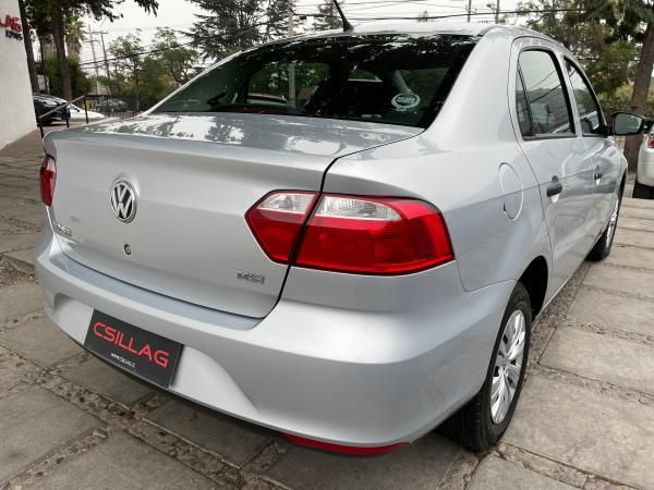 Volkswagen Voyage POWER año 2018