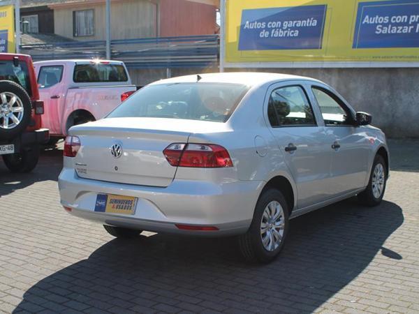 Volkswagen Voyage Voyage 1.6 2AB AA año 2019