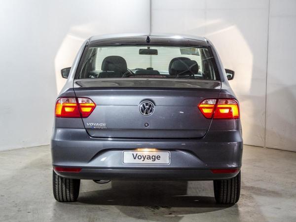 Volkswagen Voyage 1.6 TRENDLINE MT año 2019
