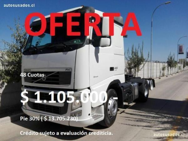 Volvo FH FH 420 año 2013