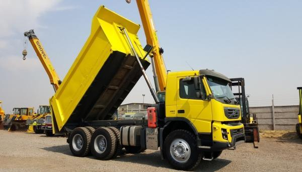 Volvo FMX460  año 2013