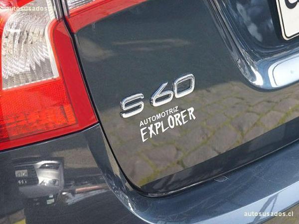 Volvo S 60 T5 RDESIGN 240 HP año 2014