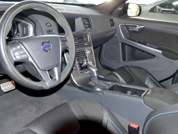 Volvo S 60 S60 T6 Polestar Awd 2.0 año 2017