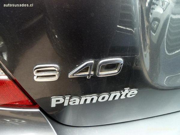 Volvo S40 2.5 año 2007