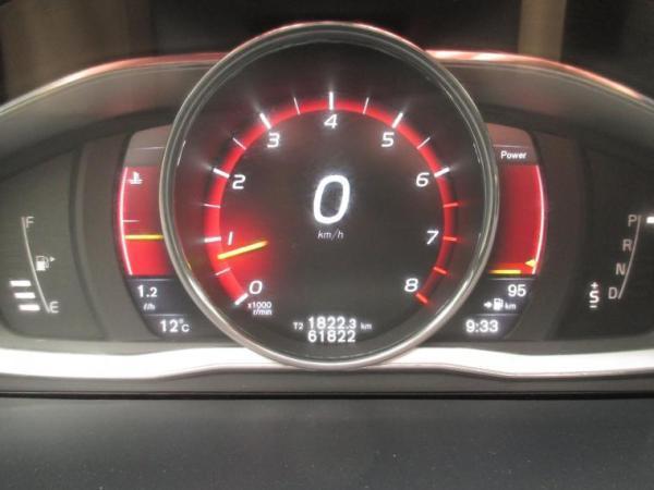 Volvo V60 T5 AWD año 2016