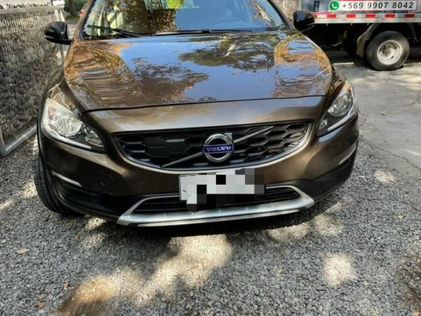 Volvo V60 CROSS CONTRY 2.4 D4 año 2017