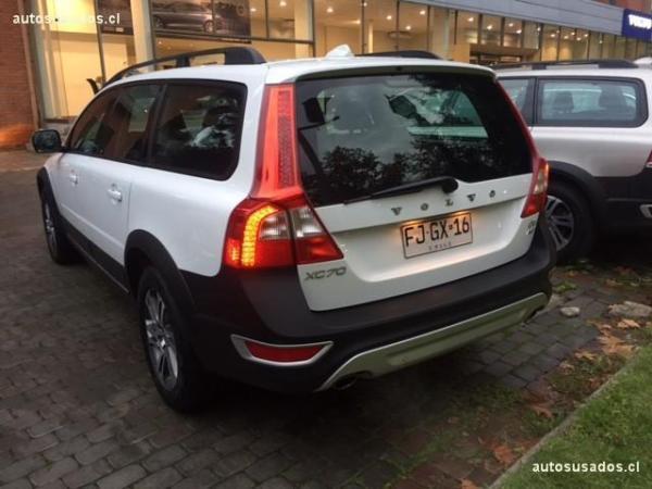 Volvo XC 70 D5 año 2013