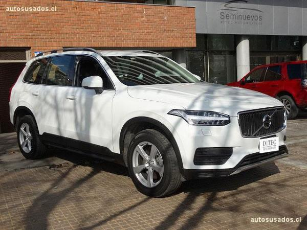 Volvo XC 90 T5 2.0 año 2016