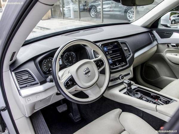 Volvo XC 90 T5 AWD año 2017