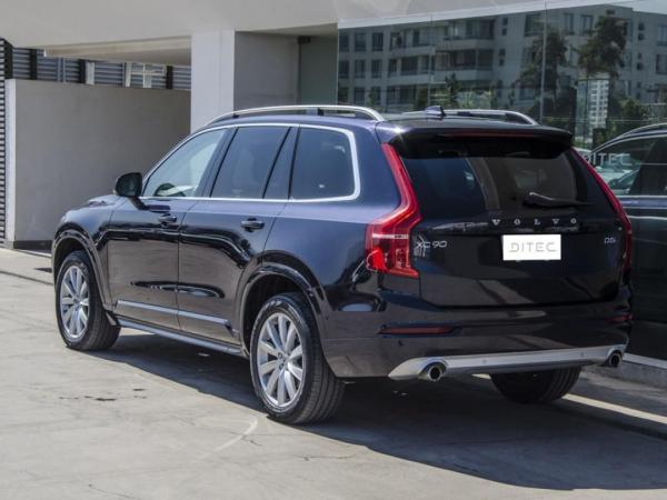 Volvo XC 90 D5 KINETIC AWD año 2017