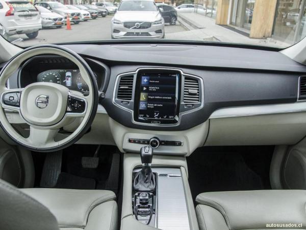 Volvo XC 90 T5 AWD KINETIC año 2018